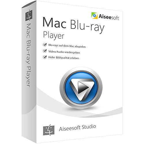 512 Mb Media Player (Blu-Ray Player MAC Vollversion (Product Keycard ohne Datenträger))