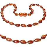 Best Amber Teething Necklaces - Amber Necklace Genuine Baltic Amber Beads Review