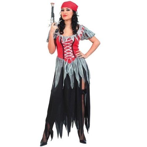 Preisvergleich Produktbild Piraten-Korsaren-Kostüm für Damen