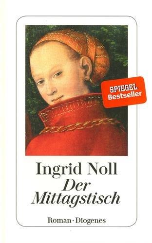 Buchseite und Rezensionen zu 'Der Mittagstisch (detebe)' von Ingrid Noll