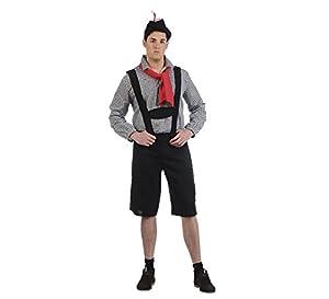 Limit Sport - Disfraz de tirantes de Oktoberfest para hombre, talla L (MA727)