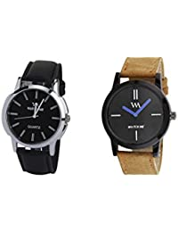 Watch Me Gift Combo Set For Him/Watches For Men/Watches For Boys (watches 3 Combo/watches 2 Combo) WMC-002-BR-WMD...