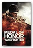 Medal of Honor - Warfighter Key Art Kunstdruck