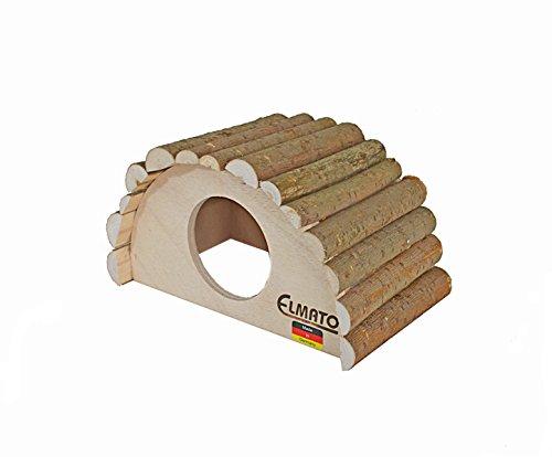 Elmato 10392 Hamsteriglu, mit Naturstäbchen