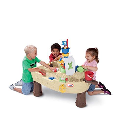 Preisvergleich Produktbild Little Tikes 628566E3 - Spieltisch Piratenschiff