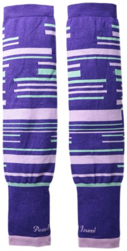 PEARL IZUMI Select Thermal Lite Arm Warmer Small Purple Stripes