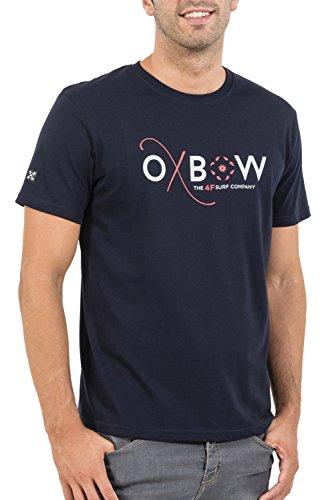 OXBOW k1tassaro tassaro T-Shirt Kurzärmelig Deep Marine