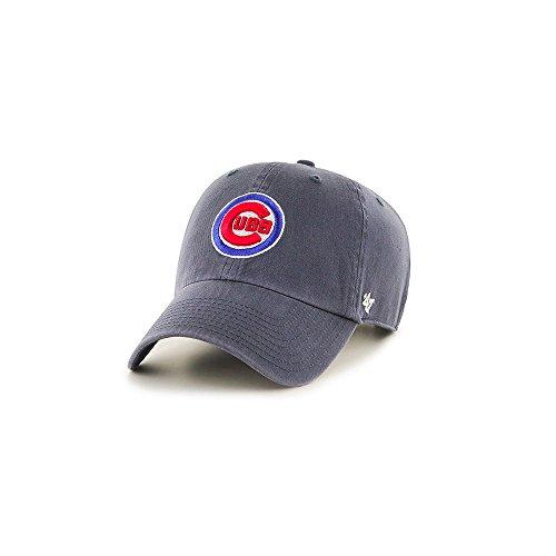 Gorra CleanUp Chicago Cubs by 47 Brand gorragorra de beisbol (talla única -  azul oscuro ff13cbd31e0