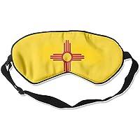 New Mexico And USA Flag 99% Eyeshade Blinders Sleeping Eye Patch Eye Mask Blindfold For Travel Insomnia Meditation preisvergleich bei billige-tabletten.eu