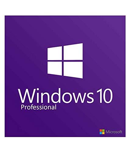MS Windows 10 Pro 32 bit e 64 bit - Chiave di Licenza Originale per E-Mail + Guida di DREX - Spedizione max. 60min