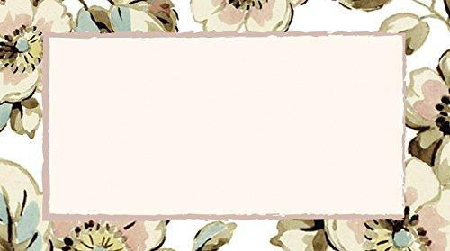 Creative Tops Cottage Flower - Etichette per vasetti di conserve,