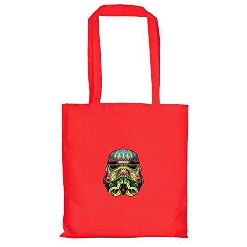Texlab–Art Trooper–sacchetto di stoffa Rot
