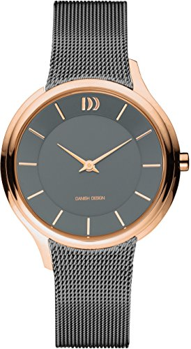 Danish Design Unisex Analogue Quartz Watch with Stainless Steel Strap IV71Q1194