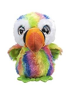 LUMO STARS Lenni Pájaro de Juguete Felpa Juguetes de Peluche (Pájaro de Juguete,, Felpa, 3 año(s), Puffin, Niño/niña)