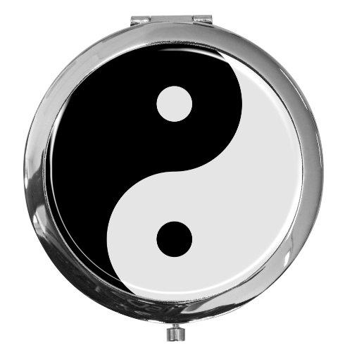 Miroir de poche / Ying Yang / Double agrandissement