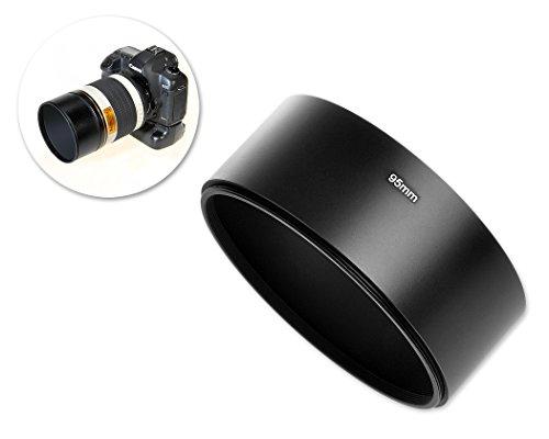 DSstyles 39mm x 95mm Vite In Metallo Paraluce per Specchio Tele Lens Reflex Macchina Fotografica con 95 Millimetri Filtro Discussione