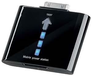 Zusatz-Akku 1000mAh - schwarz für iPod und iPhone (2G-3G)