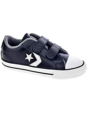 Converse Lifestyle Star Player 2v Ox, Zapatillas de Estar por Casa para Bebés
