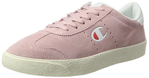 Champion Low Cut Shoe Venice Suede, Scarpe Running Donna Rosa (Pink)