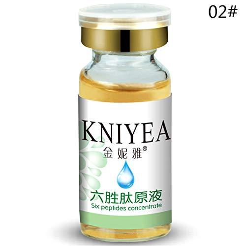 Naturals Vitamin C Serum für Gesicht, topisches Gesichtsserum mit Hyaluronsäure und Vitamin E