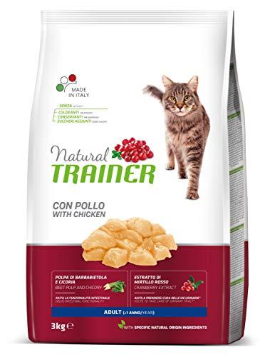 Trainer Natural Cat Adult con Pollo 3 kg - 3000 Gr