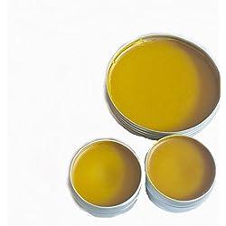 Amarillo Dibujo Salve/Bálsamo/crema 80g–Orgánicos, Natural y auténtico
