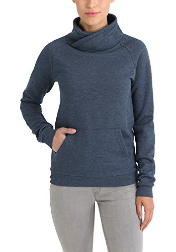 DESIRES Derby Cross Tube - Sweat-Shirt - Femme Insignia Blue Melange