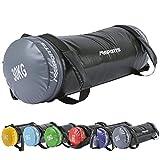 MSPORTS Power Bag Premium 5-30 kg Fitness Bag - Sandsack für Functional Fitness Gewichtssack (30...