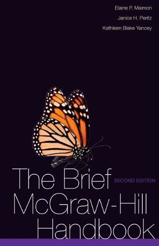 The Brief McGraw-Hill Handbook (McGraw-Hill Handbooks)
