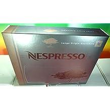 Nespresso Lungo Origin Guatemala Pro Coffee, 50 cápsulas (para máquinas de café Gemini,