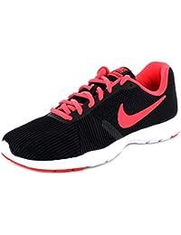 Nike Women s Flex Bijoux BLACK SOLAR RED-BLACK