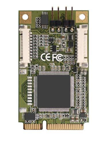 (DMC Taiwan) 8-ch H.264/MPEG4 MiniPCIe Video Capture Card with SDK -