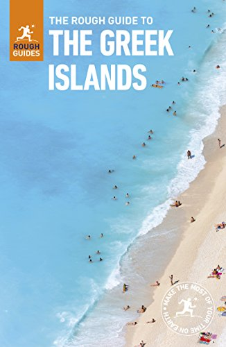 Preisvergleich Produktbild The Rough Guide to the Greek Islands (Rough Guides)