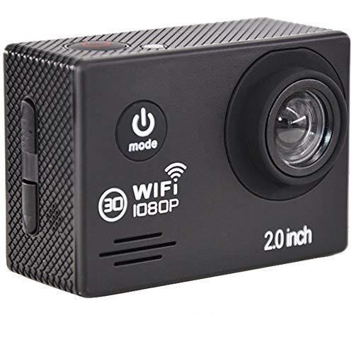 Sportkamera sj5000 4k Bewegungskamera Motion Kamera dv 1080p 720p Outdoor-Fernbedienung wasserdichte Kamera 120 Grad Blickwinkel,Black