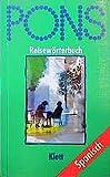 PONS Reisewörterbuch Spanisch