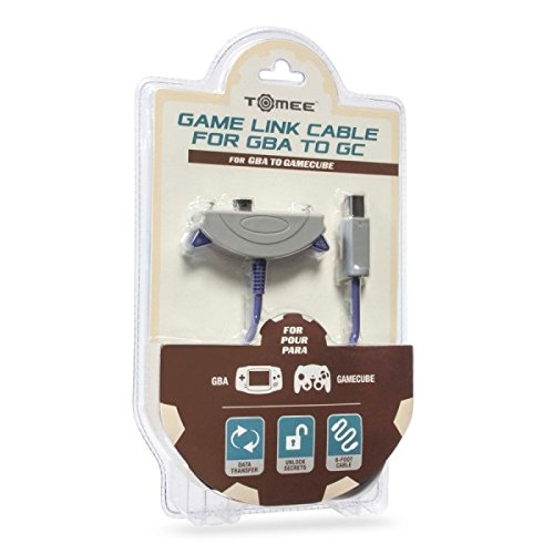 Cable Link pour liaison entre Nintendo Game Boy Advance GBA et GAMECUBE