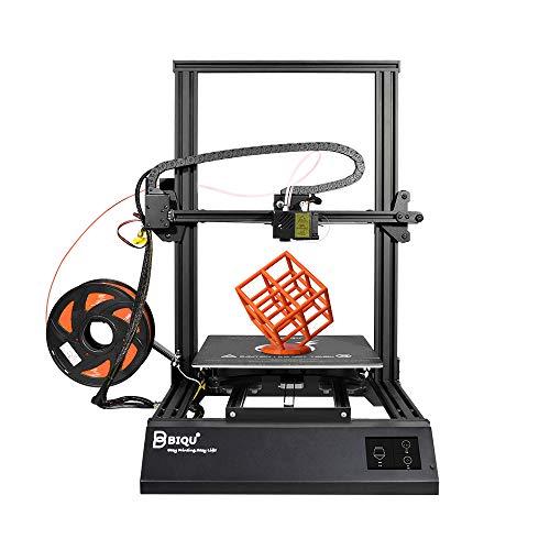 KKmoon Stampanti 3D DIY Kit Schermo Commovente ad alta Velocità di Grande Dimensione Stampa Dimensione 400 * 300 * 300mm Domestica Industriale per Stampanti