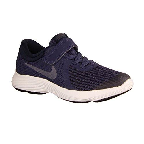 reputable site 5e7ba 765fc Nike Jungen Revolution 4 (PSV) Traillaufschuhe, Blau (Neutral Indigo Light  Carbon