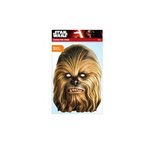 Bourne Gifts ``Star Wars`` Face Mask - Chewbacca