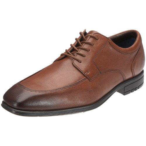 Rockport Fairwood Maccullum K52911, Chaussures basses homme Marron (Marron-TR-A-4-234)