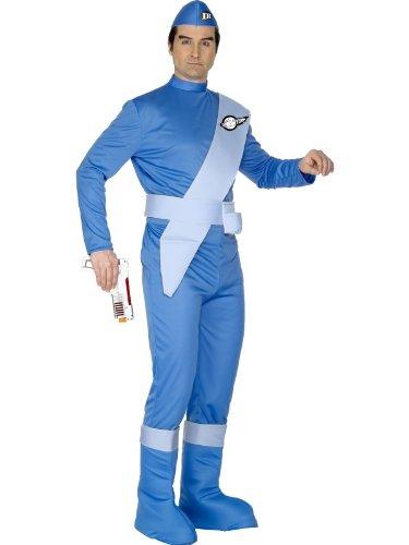 "Preisvergleich Produktbild Thunderbirds Scott CostumeChest 38""-40"", Leg Inseam 32.75"""