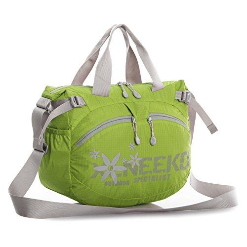 Borsa a tracolla moda squisita all'aperto/ borsa sportiva/Borsa da donna-porpora verde