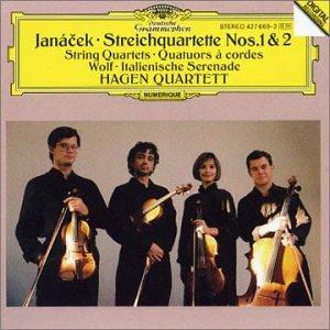 Leos Janacek : Quatuors à cordes n° 1 et n° 2