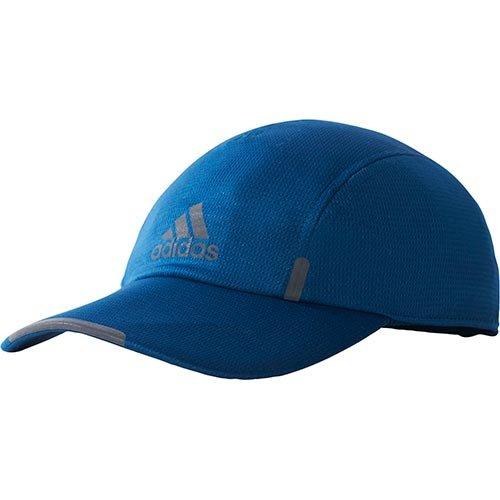 adidas Run Clmco Gorra de Tenis, Hombre, Rojo (Azunoc / Blkref / Blkref), OSFL