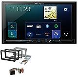 caraudio24 Pioneer SPH-DA230DAB MP3 Bluetooth USB 2DIN DAB Autoradio für Alfa Romeo 159 Spider Brera ab 05 Navi