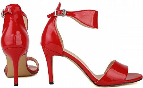Rot Rot Damen Damen Rot Knöchel Cfp Damen Knöchel Cfp riemchen Damen Cfp riemchen Cfp riemchen Knöchel vSZA7wnZq