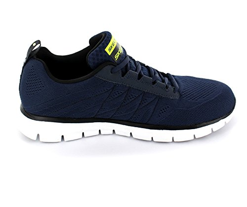Skechers Synergy Power Switch Herren Sneakers NVBK°navy/black
