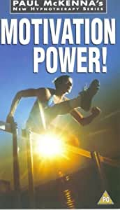 Motivation Power! [VHS]