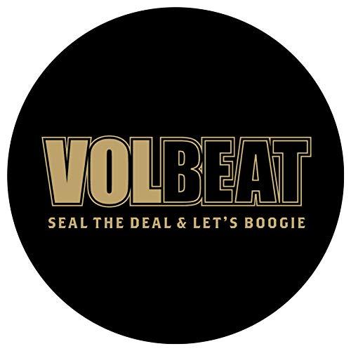 Volbeat Seal The Deal & Let\'s Boogie Autoaufkleber Sticker Aufkleber wasserfest