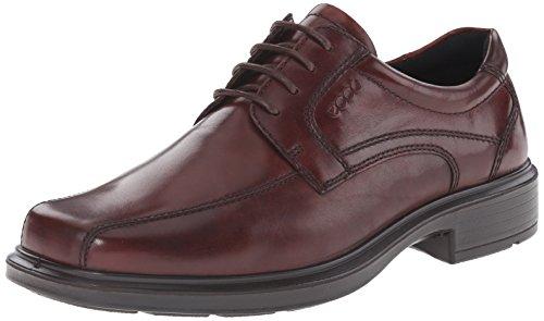 Ecco Helsinki 50104, Chaussures à lacets homme rouille brune /